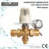 Inquiry about Control Thermostatic Mixing Valves