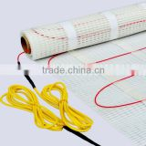 twin conductor Electric underfloor heating,electric underfloor heating mat,underfloor heating systems
