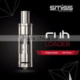 electronic cigarette dubai Smiss Latest Top Inject Design No Leakage Tank Sub Ohm Atomizer SUB LOADER