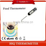 Waterproof digital food thermometer probe temperature meat thermometer TL-FT02