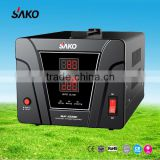 New air conditioner selectable delay time ac automatic voltage regulator 5kva