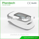 Medical CE approved Bluetooth 4.0fingertip pulse oximeter for IOS Android pulse meter