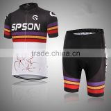 New design cycling reflective sublimation merino wool jersey cycling china KCY041