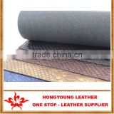 Hot selling Vintage Scale pattern leather artificial for making bucket cover, wallet,boxes, backpack