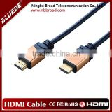 high quality Male-Male Gender hdmi to vga splitter cable