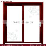 China suppliers hot sale Aluminum Alloy Door Material and Exterior Position aluminium sliding door on alibaba
