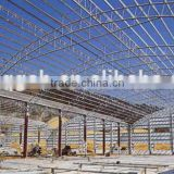 Large span in arch type for Steel material/steel structure for metal buildings