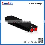 ABS Plastic 36V Rear Carrier Battery Case High-end quality E-bike battery                                                                         Quality Choice