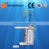 hospital /hotel/ laundry stain remove table factory price,stain removal table for cloth/ spotting table