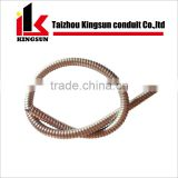 Fire Resistant Flexible Braided Stainless Steel Conduit
