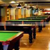 solid wood snooker table/billiard table/pool tables