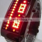 2011 FASHION PROMOTIONAL LED BACKLIGHT WATCH kt9064