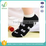 Hot Selling Thin Women Cartoon Character Colored Wool Socks Wholesale