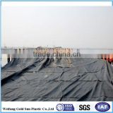waterproof fabric evaporative, evaporative fabric, coated nonwoven ater ground cover (black color)