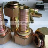 JIC female swaged hydraulic hose fittings