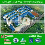 China modern low cost comfortable living prefabricated Casas Prefabricadas house