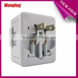 5V/1A usb output multifunction adapter with EU/UK/AU/US plug mobile phone accessories dubai