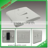 Top quality bakelite plate switch 1gang 1way wall switch white color wall switch