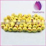 Wholesale high quality Expression ceramic beads diy jewelry accessories