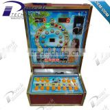 tunisia/kenya circular casino Africa mini gambling game machine with africa coin acceptor