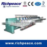Richpeace computerized embroidery machine in China/computerized embroidery machine/industrial embroidery machine