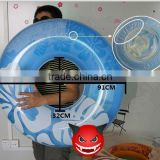 Giant inflatable Donut swim float,inflatable Donut swim ring,Giant Donut Pool Float,float ring