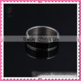 Bulk sale stainless steel rings wholesale jewelry, men's stainless steel rings blanks