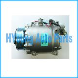 fit HONDA CRV 2.4L 2007-2010 Sanden TRSE090A Compressor air pump 7PK 106MM DM 12V Sanden 4920 3752 3880-R27-A010A-M2