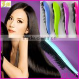 2015 New Hot Product Wholesale Magic Detangling Handle Tangle Shower Hair Brush Comb Tamer Tool