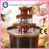 2014 popular small chocolate fountain machine/0086 15838061756