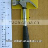 machinist's hammer with fibre glass handle /hammer with screwdriver/fiber glass hammer