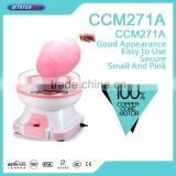 Lovely Pink Electric Cotton Candy Making Machine