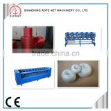 High efficiency plastic fiber yarn thread winding machine ball winder/ spool winder /coil winder