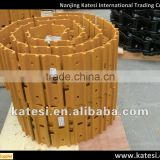 Excavator bulldozer d31 track chain triple grouser track shoe assembly track chains for tracktors