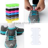 Novelty Magnetic Casual Sneaker Shoe Buckles Closure No-Tie Shoelace New Worldwide sale