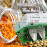 High quality long duration time sesame seeds color sorter with high accuracy