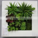 for home garden tiles deco 30*30*7cm paint color indoor artificial succlent boutique plant wall laminate combinations Ejq10 1202