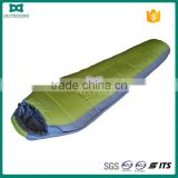 2015 New Warm High Quality Envelope Sleeping Bag for camping