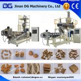 Automatic TVP TSP Soya Protein Chunks/Mince/Nuggets Maker Machine Production Plant