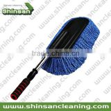2017 fashionable telescopic pole microfiber car duster/microfiber duster/car cleaning duster