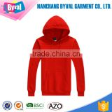Wholesale High Quality Colorful Blank Hoodies With No Labels For Men