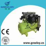 Personalized Brand New Shanghai Greeloy High Pressure Electric Silent Piston Type Dental Oil Free Breathing Air Compressor