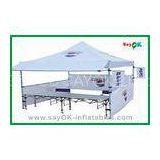 Trade Show Display Oxford Cloth Folding Tent For Party Camping