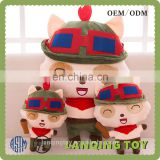 Wolesale League Of Legends Lol Teemo Plush Stuffed Toy