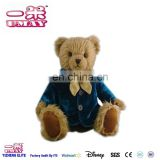 2017 new classical Teddy bear plush stuffed sitting judge toy Umay-T0006