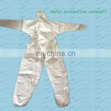 safty protective coverall