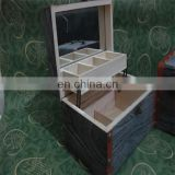 Cosmetic Wooden Storage Box Wooden Jewelry Box