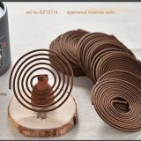 agarwood incense coils