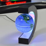 "4"" Magnetic levitation globe"