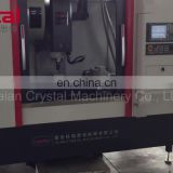 VMC850 Vertical Machining center finish milling/drilling/tapping/boring procedures